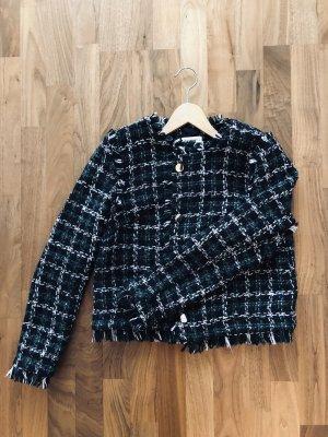 Warehouse Tweed Blazer multicolored