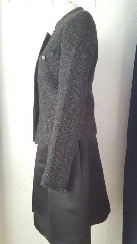Massimo Dutti Blazer Tweed gris antracita