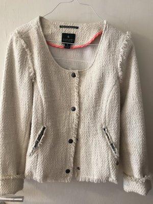 Tweed Jacke Größe 38