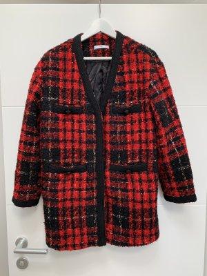 Tweed Jacke von Mango | Größe S | wie neu