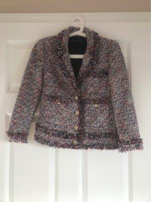 Tweed Jacke XS