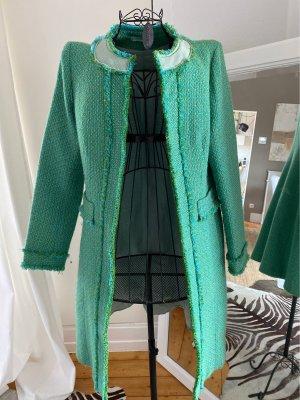 Tweed Mantel Schuhmacher