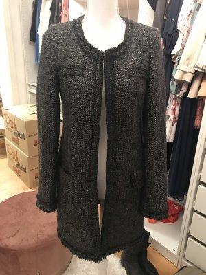 Tweed Mantel Zara