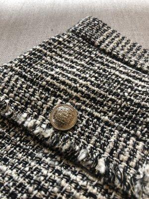 H&M Jupe en tweed multicolore