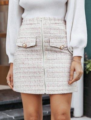Tweed Skirt multicolored
