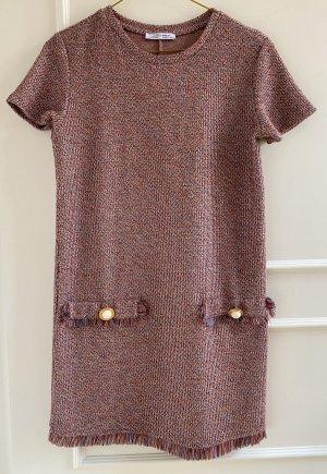 Tweed Sommerkleid von ZARA