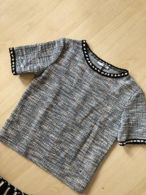 Zara Knitted Top multicolored