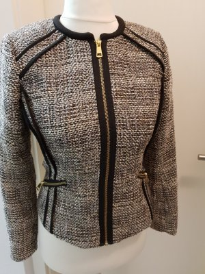 H&M Blazer in tweed grigio