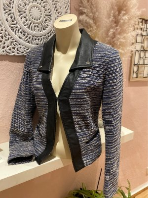 Only Tweed blazer veelkleurig