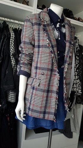 Reserved Tweed blazer veelkleurig