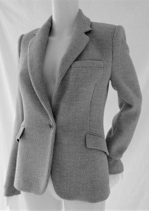 Tweedblazer / Polyester-Elasthan / Gr.S / WIE NEU!