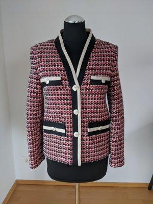 Tweedblazer von Maje, Größe 38, Blazer