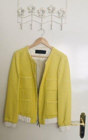 Tweedblazer von Zara