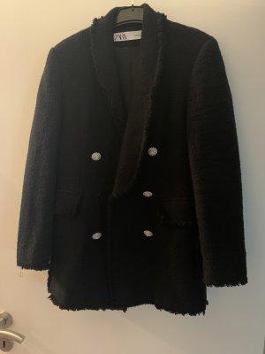 Tweedblazer von Zara Tweed Blazer
