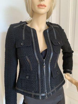 Madeleine Tweed Blazer black
