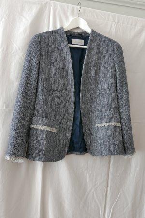 In Trend Blazer en tweed multicolore