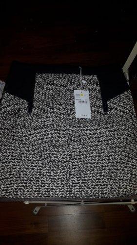 Comptoir des Cotonniers Tweed Skirt black