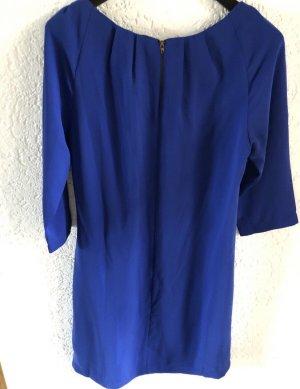 Twenty Four Vestido tipo túnica azul