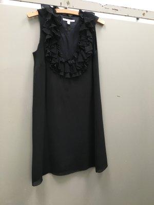 Twenty8Twelve by Sienna Miller Kleid Minikleid Gr. 36 S schwarz 100% Seide