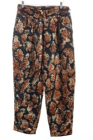 Twenty8twelve Karottenhose abstraktes Muster Street-Fashion-Look