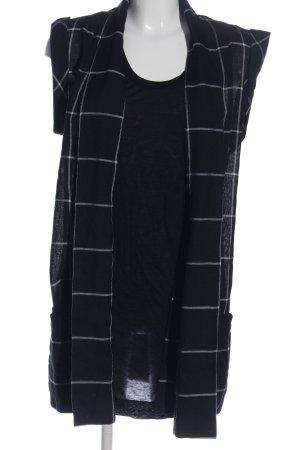Twenty8twelve Long Blouse black-white check pattern casual look