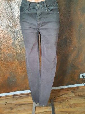 Twenty8twelve Jeans coupe-droite marron clair-brun