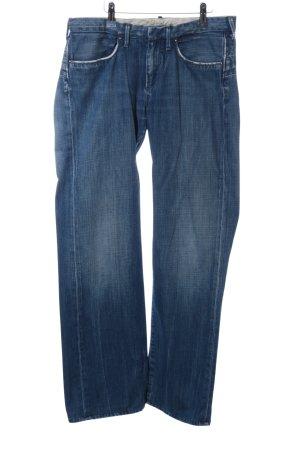 Twenty8twelve Straight-Leg Jeans dunkelblau Casual-Look