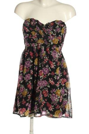 Twentyone Off-The-Shoulder Dress allover print casual look