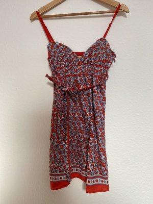 Twentyone Damen Kleid Sommerkleid
