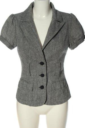 Twentyone Camicetta a maniche corte grigio chiaro puntinato stile casual