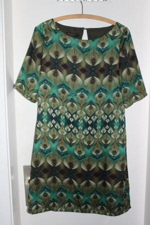 Mini Dress multicolored polyester