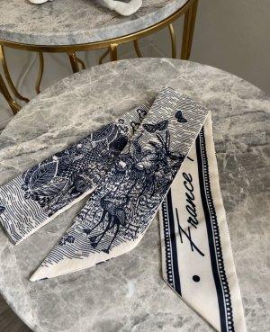 Twilly seidentuch bandeau Taschen Accessoires Hermes Style neu