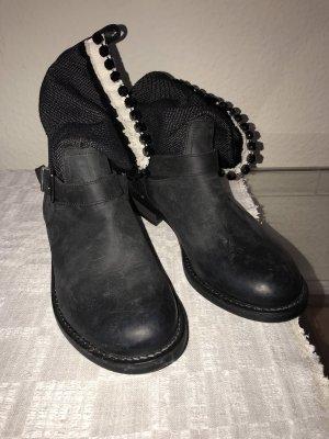 Twin Set by Simona Barbierie Stiefel Boots Stiefeletten ungetragen