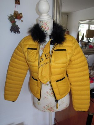 Twin set Blouson yellow