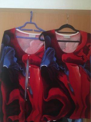Ovanti Sweater Twin Set multicolored