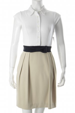 Twin set Jerseykleid mehrfarbig Elegant