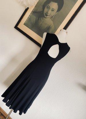 Twin set Letnia sukienka czarny