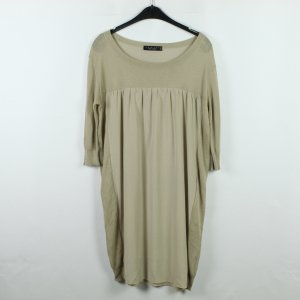 TWIN-SET Kleid Gr. S beige (20/01/063)