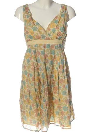 Twin set Sukienka mini Na całej powierzchni Elegancki