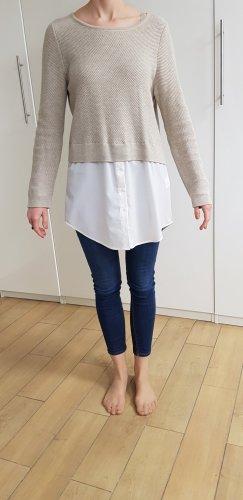 Twin Set/Pullover + Bluse von Sandro
