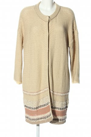 Twin-Set Simona Barbieri Cardigan Streifenmuster Casual-Look