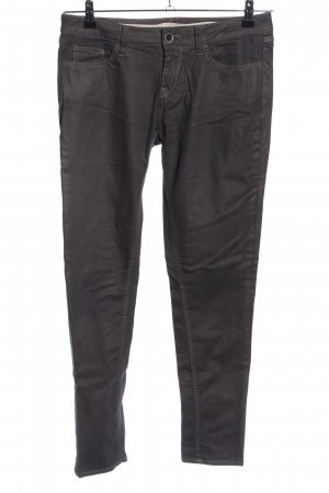 Twin-Set Simona Barbieri Five-Pocket-Hose schwarz Casual-Look