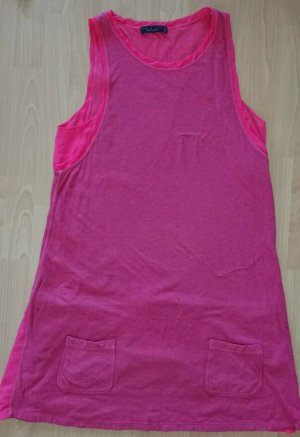 Twin Set simona Barbieri, Kleid, Pink, Gr M, A Form, 20 ziger Jahre Stil