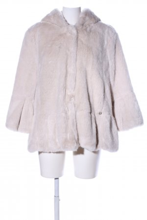 Twin-Set Simona Barbieri jacke creme Business-Look