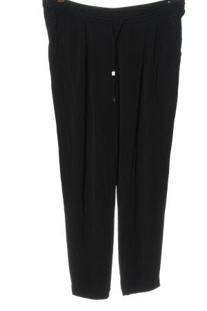 Twin-Set Simona Barbieri Jersey Pants black casual look