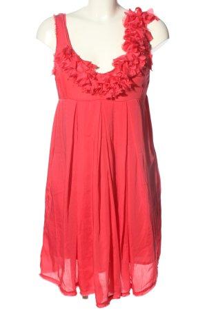 Twin set Sommerkleid rot Elegant