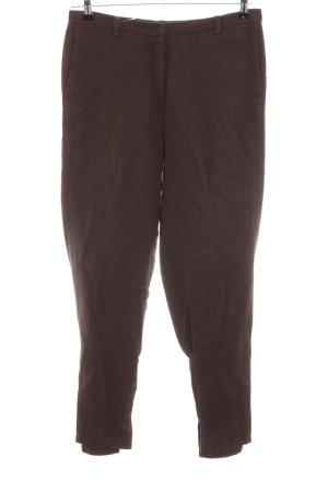Twin set Jersey Pants brown casual look