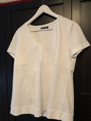 Twinset V-Neck Shirt white
