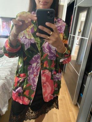 Twinset Bluse Hemd Kimono bunt