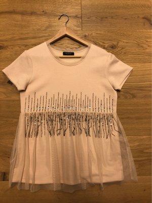 Twinset Short Sleeve Sweater pink